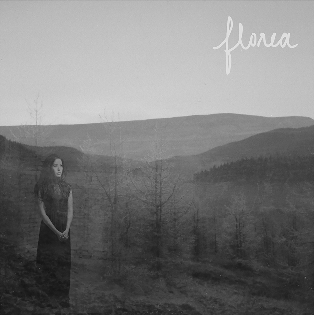 Florea Self-Titled album design