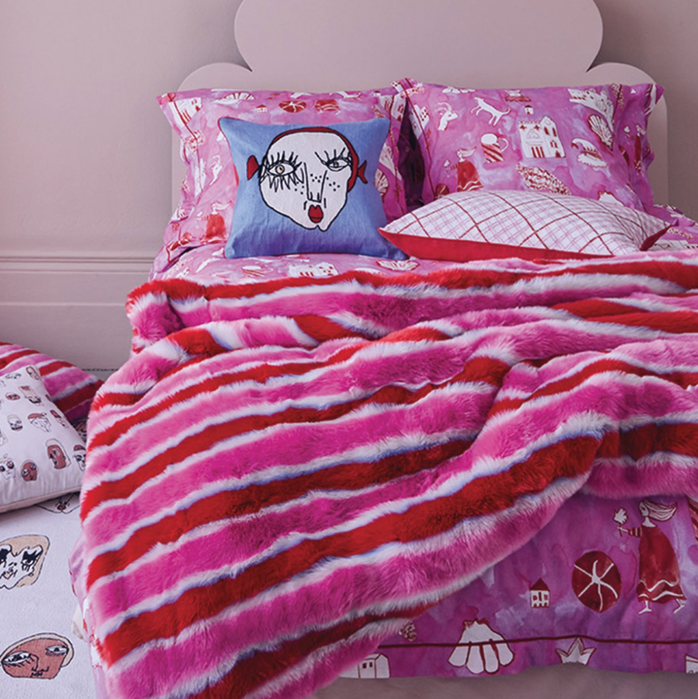 The Bridget Throw £130