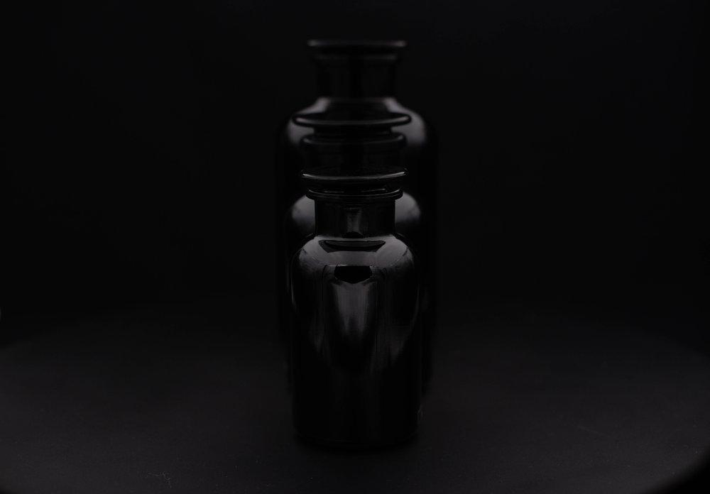 Apothecary Bottles - Miron Glass