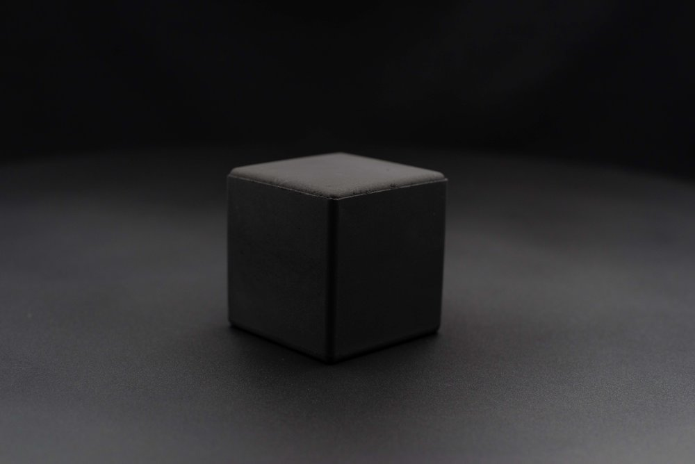 Kuro Cube - Sort of Coal