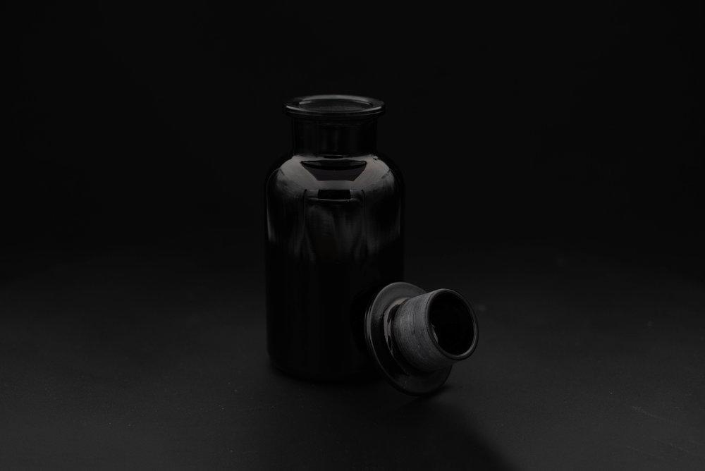 Apotecary Bottles - Miron Glass