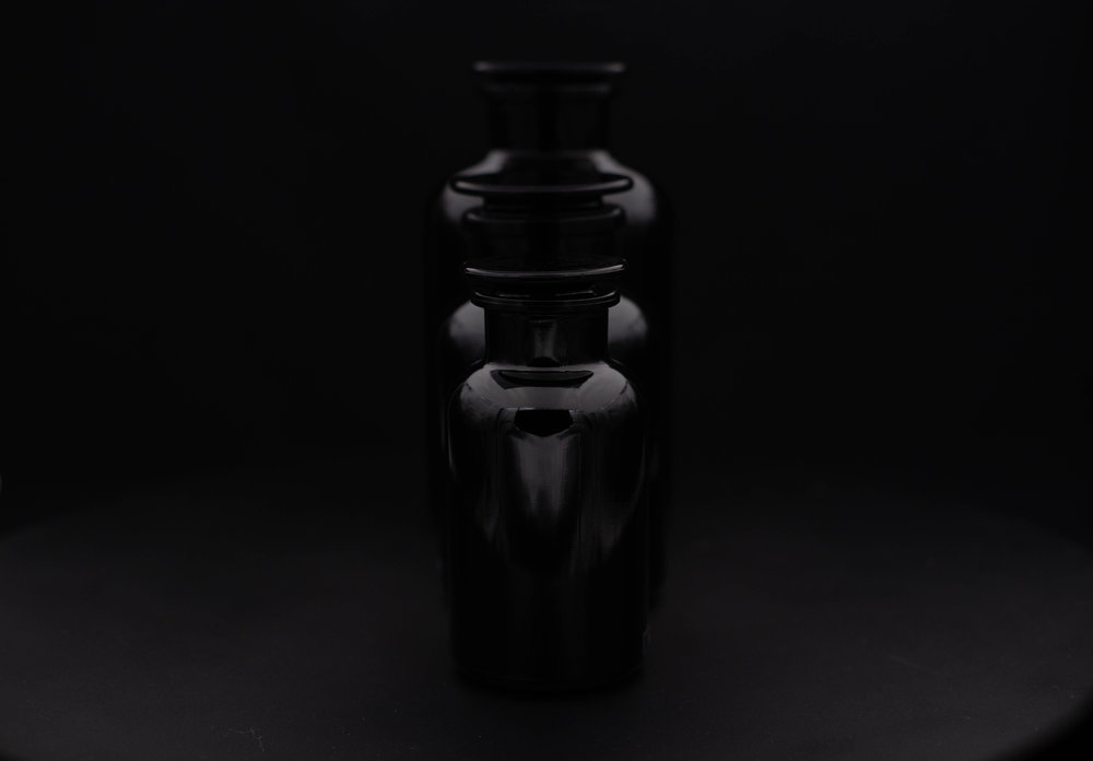 Apothecary Bottles - Miron Glass