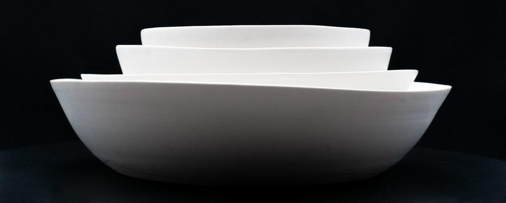 Nested bowls - Caterina Roma