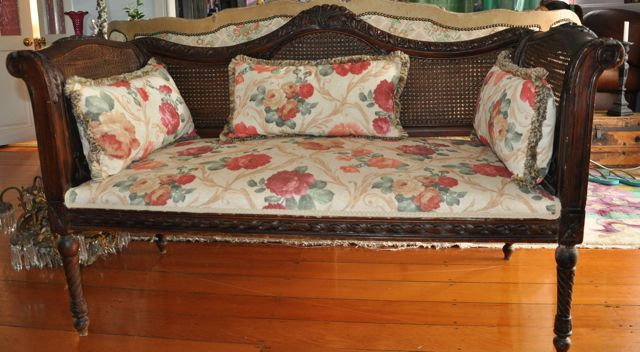 Moving to the next level and bringing French and Vintage Furniture