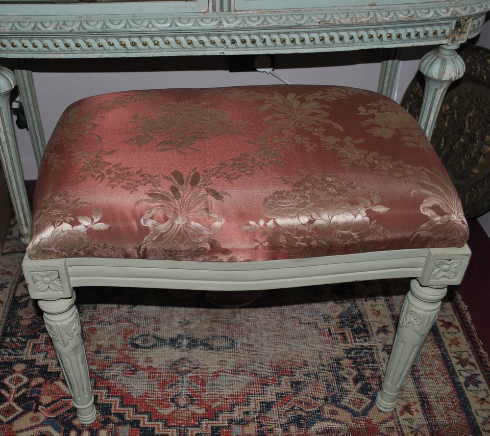 French foot stool    $395