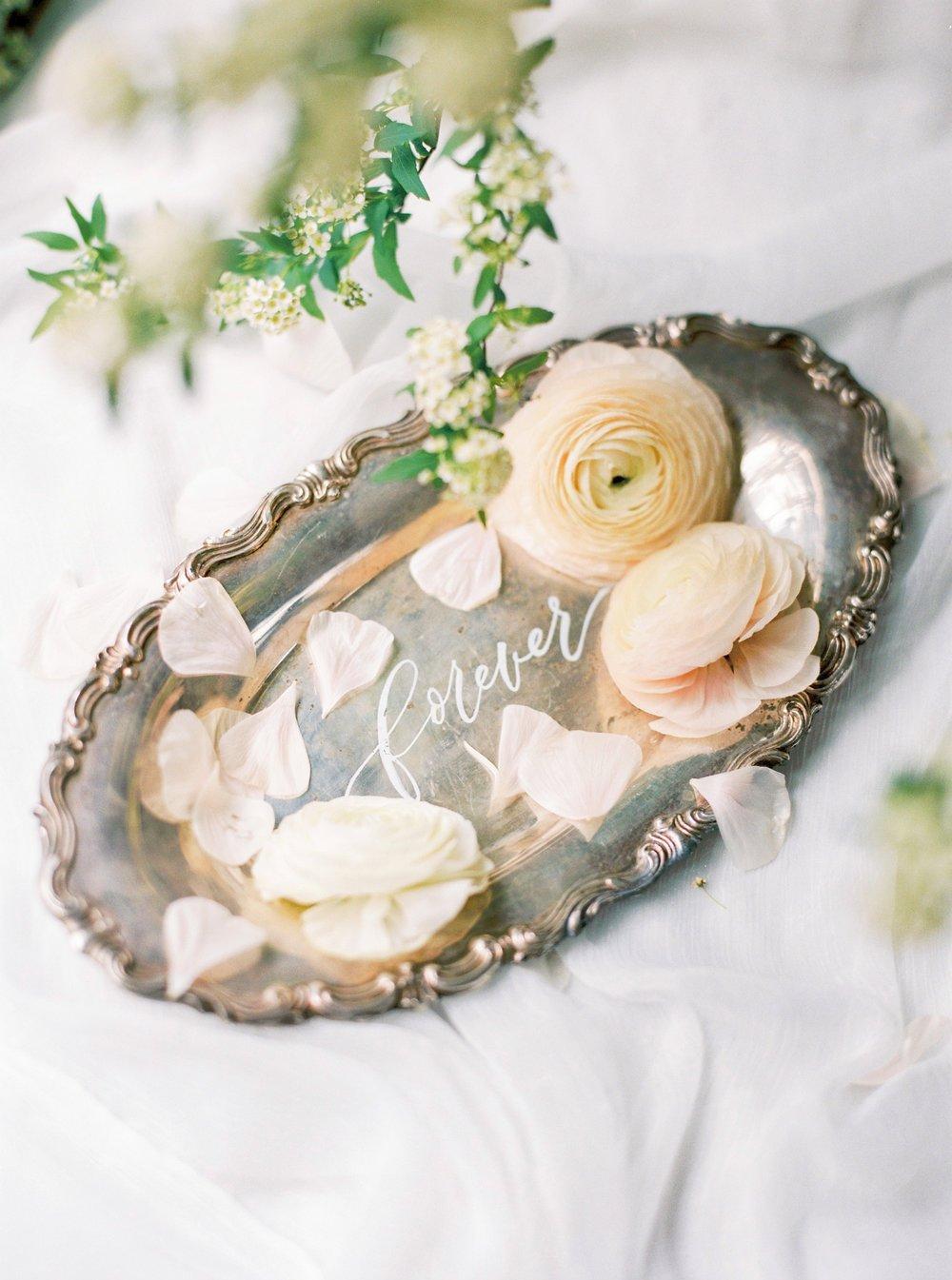 blush elegance -
