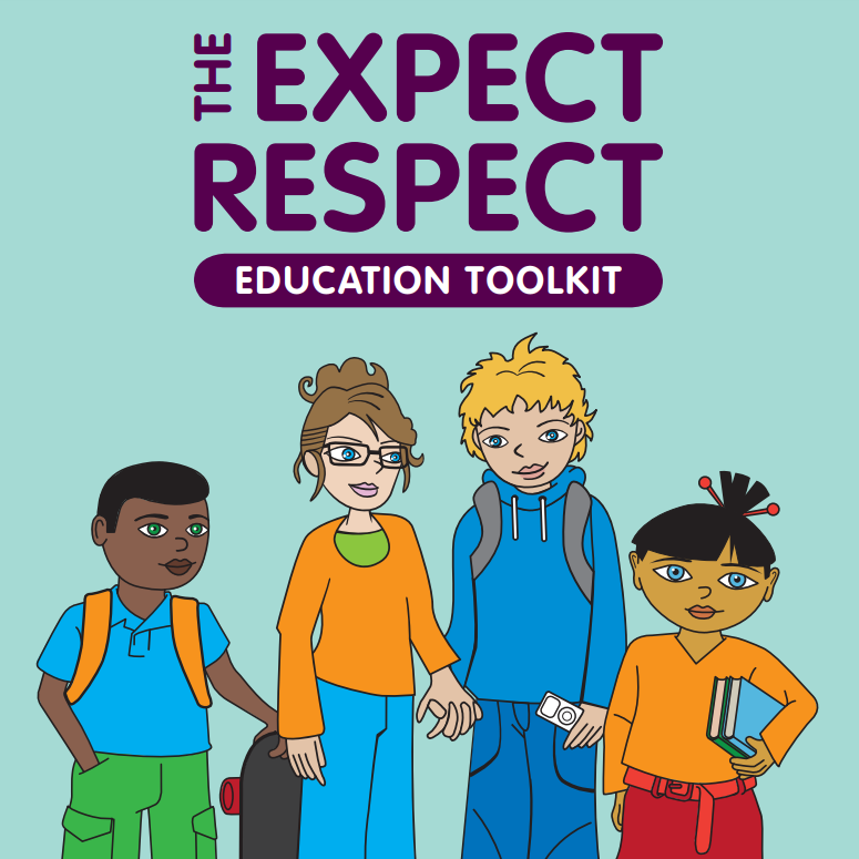Expect Respect Toolkit by Women's Aid