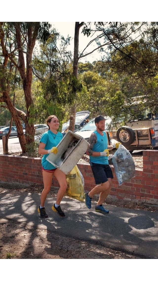 Chloe Webber & Shaun Moore from the #GetItDone and #Nokkon crew plog away