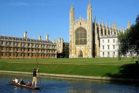 Cambridge-Kings-College-Chapel-West