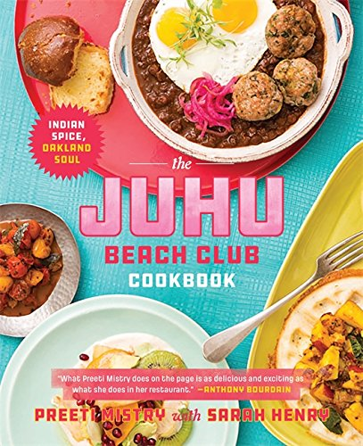 Indian Spice and Oakland Soul is an identity we're pretty attached to as a biz, and so is Chef Preeti Mistry of  Juhu Beach Club  and  Navi Kitchen - so we're basically fam. You can buy the cookbook on Amazon  here .
