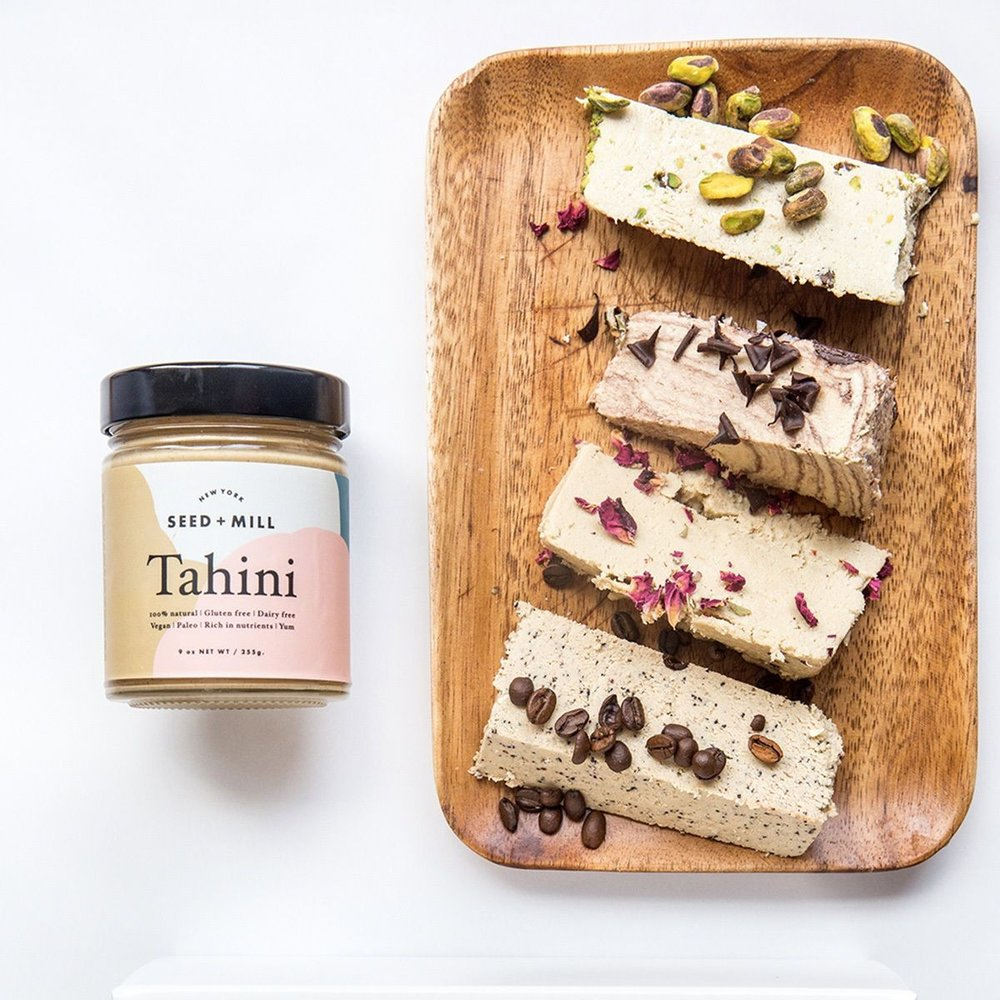 Seed + Mill  - World's creamiest, silkiest tahini, made from direct trade Ethiopian seeds.