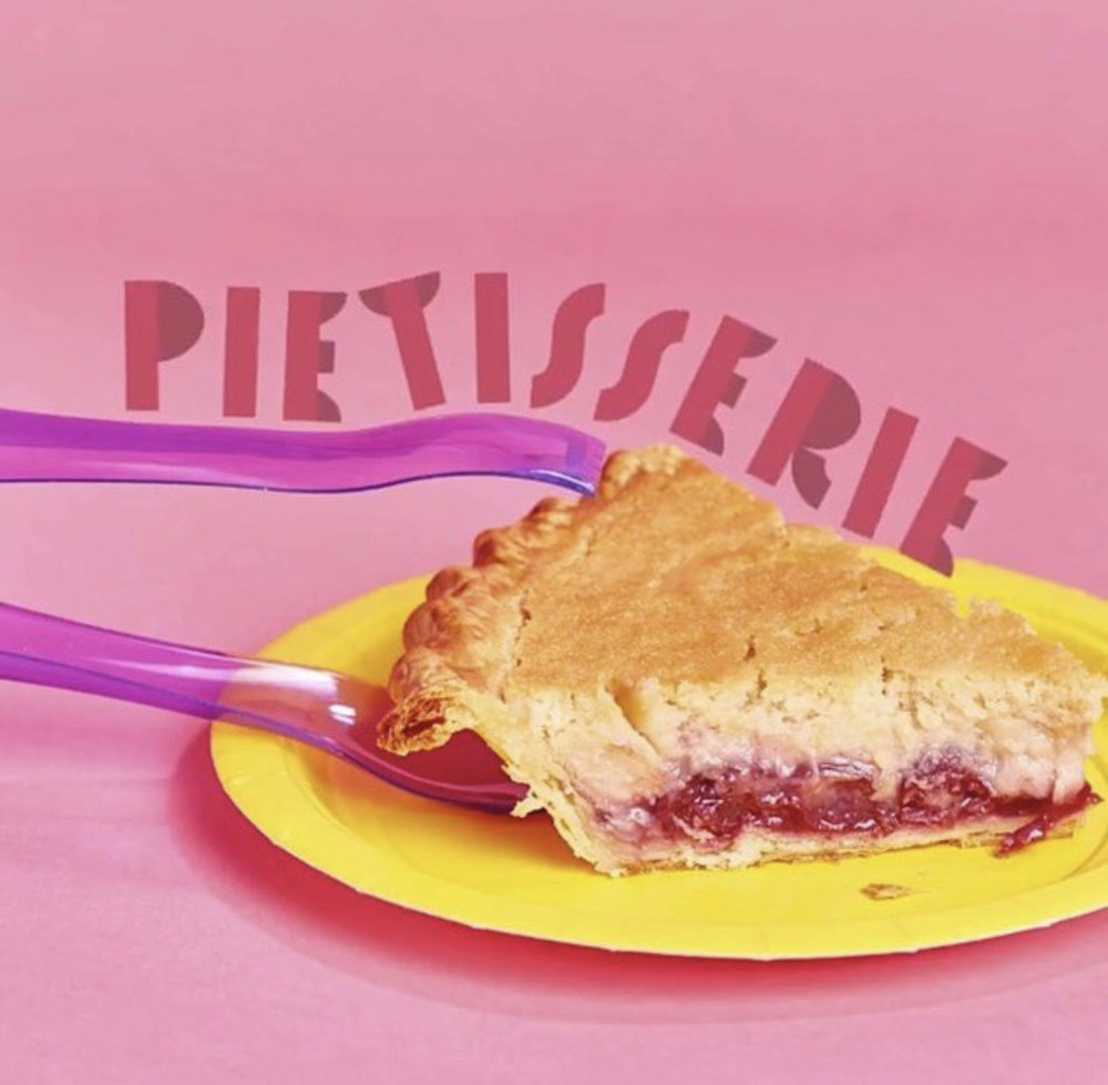 PieTisserie    -  Oakland's favorite pie shop makes a chocolate raspberry pie that blows every other pie out of the water! If you're local, run over ASAP. Their Blackbottom Walnut is also excellent.