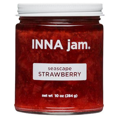 INNA Single Varietal Jam   - The Seascape Strawberry Jam is not only the most delicious jam I've ever tried, it's also single varietal! Which kinda makes it our turmeric's cousin in its commitment to championing for single varietal goodness!
