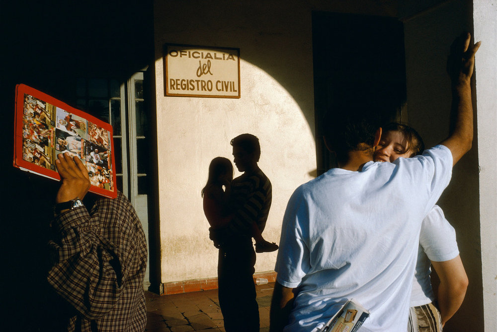 MEXICO. Nuevo Laredo, Tamaulipas. 1996. © Alex Webb/Magnum Photos