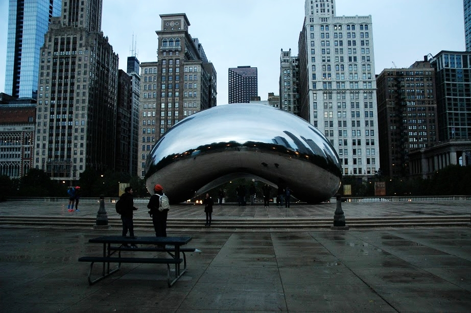 Millennium Park, the bean