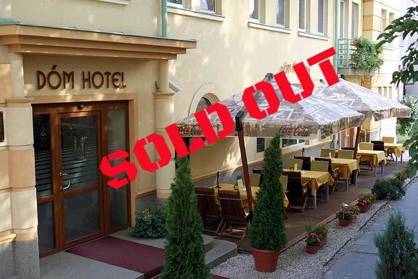 SZEGED -  HOTEL DÓM 4*