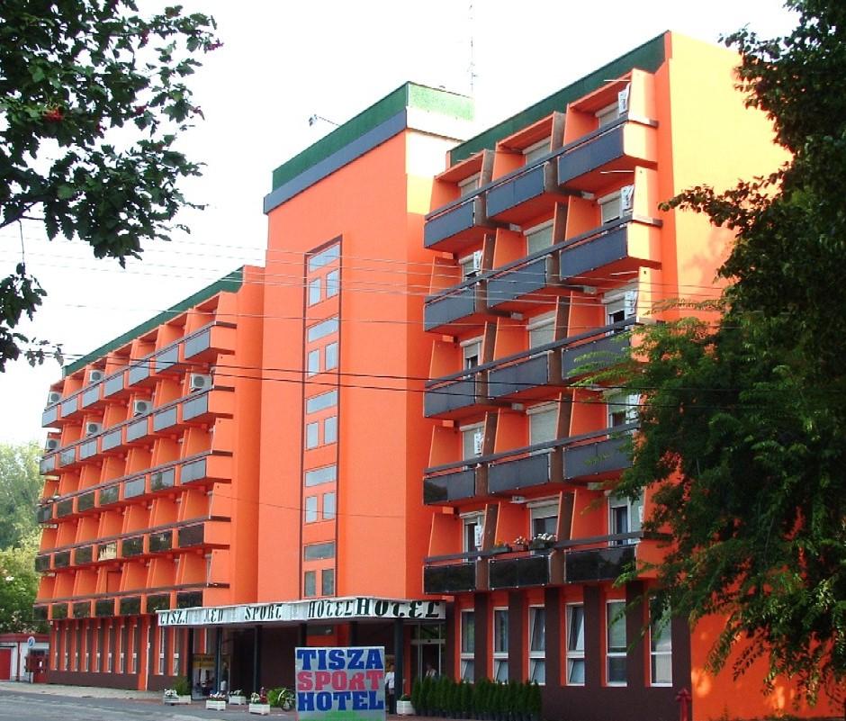 SZEGED- HOTEL TISZA SPORT 2*
