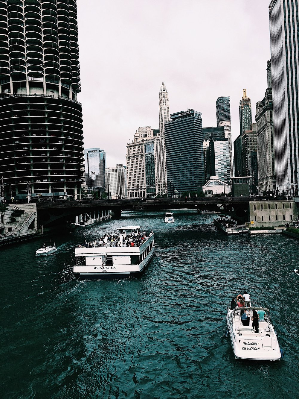 Chicago River | Chicago, IL | Riverwalk