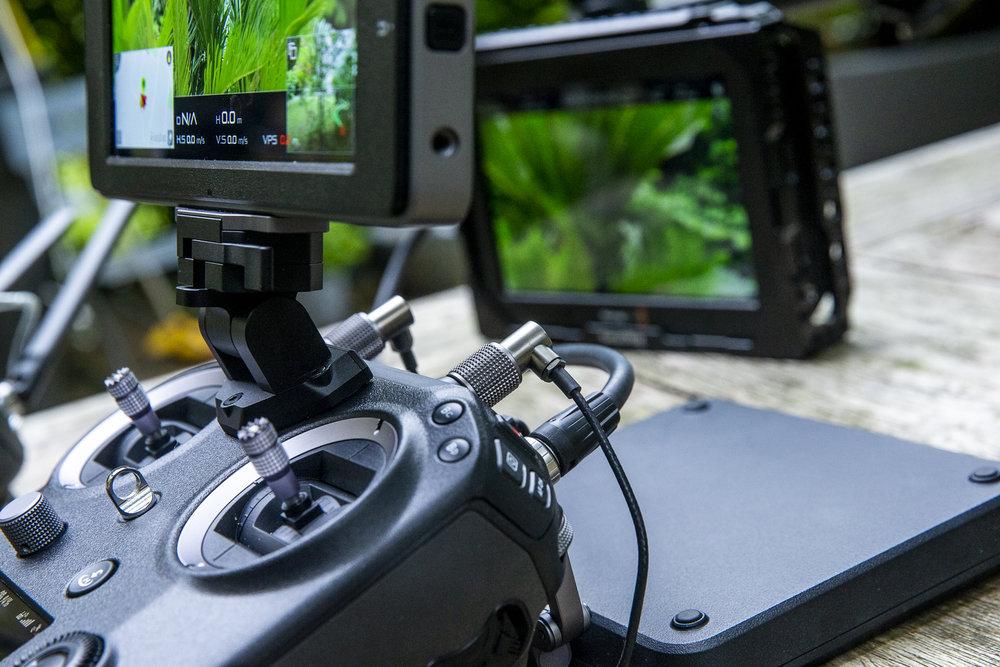 Diffusion en direct - Mode broadcast, diffusion en direct en 1080i50