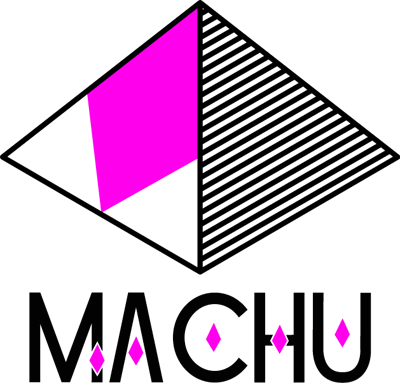 Logo for music band Machu