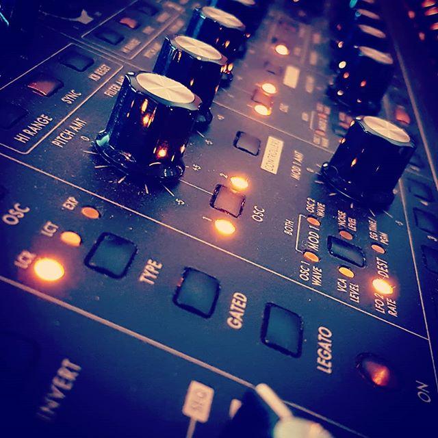 Sound design day...