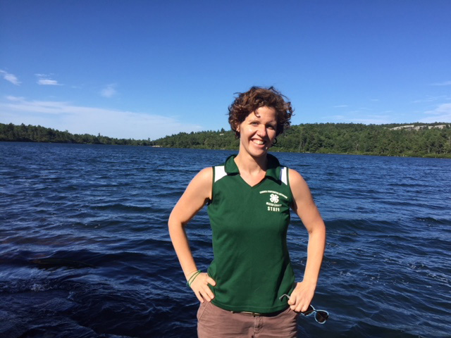 Melanie Forstrom, 4-H program leader, Ulster County, NY