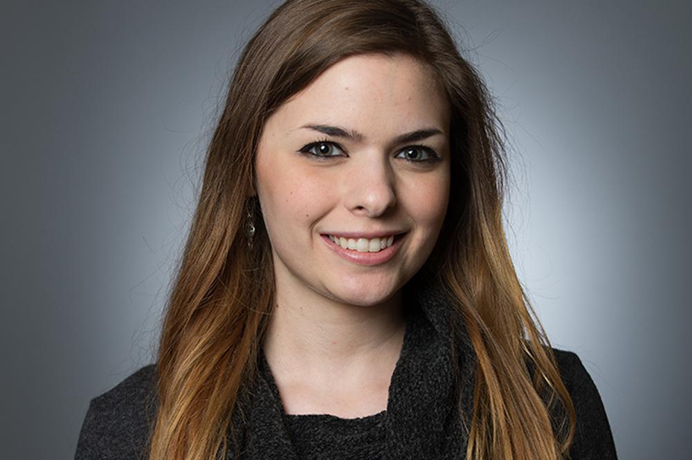 Kaylin Ratner, doctoral student in human development, PRYDE affiliate