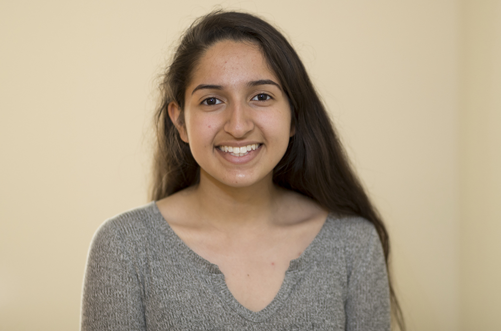 Neha Kaul, PRYDE Scholar