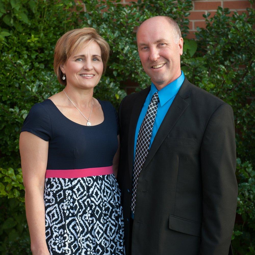 Tom & Diane McIntyre - CANADIAN PRESIDENTS