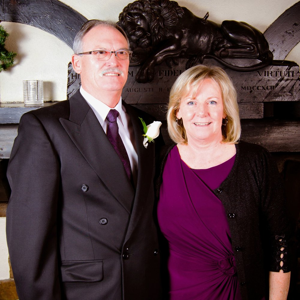 Allan & Maureen Grubb - CO-FOUNDERS