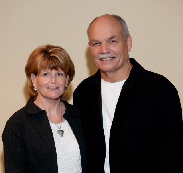 Rudy & Linda Krulik - FOUNDERS