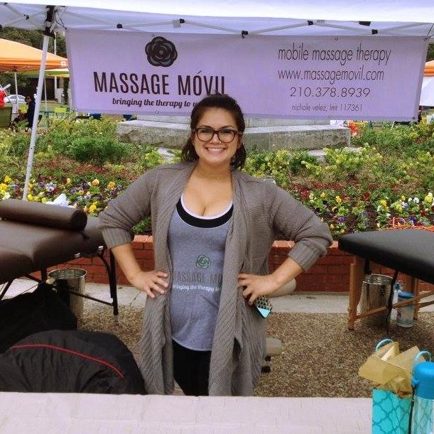 Nichole Velez - Founder Massage Movil