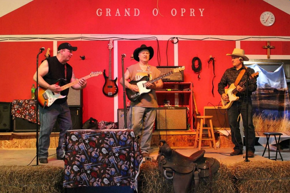 - *Rental* Dale Reese presents the Grand O' Opry. Tickets $10 at the door.  Kids 12 and under are FREE. Doors at 6 p.m. Show at 7 p.m.