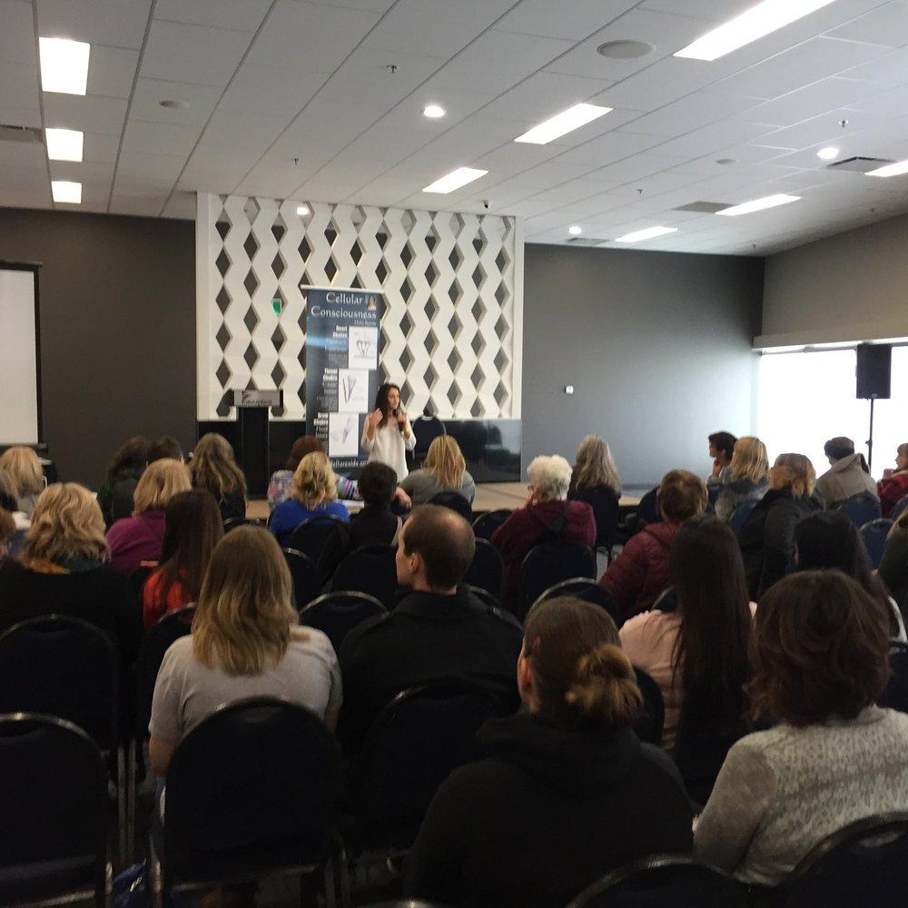 Cellular Consciousness Healing - Regina, SK