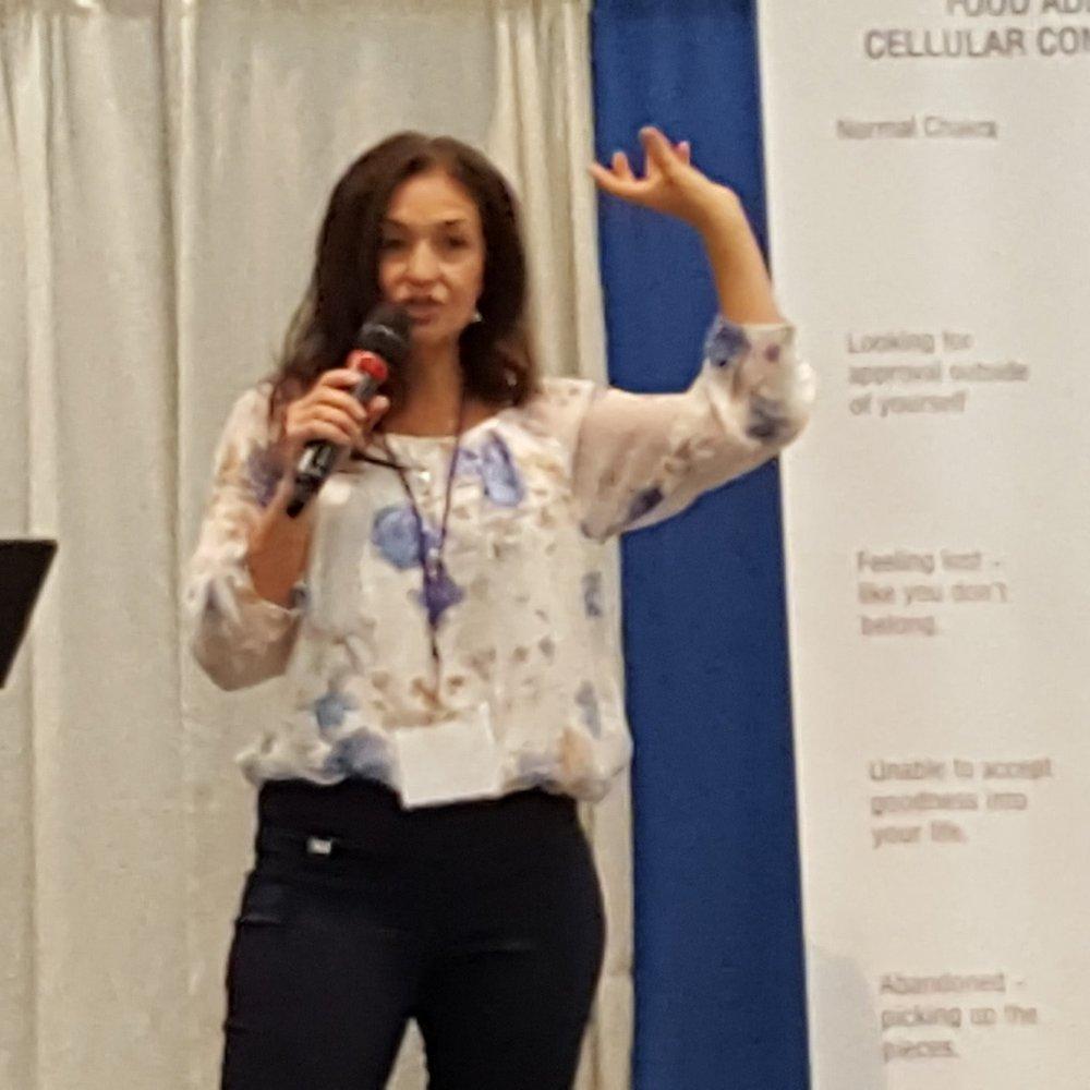 Cellular Consciousness - Saskatoon