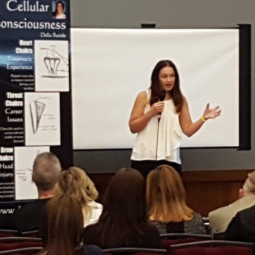 Trauma & Cellular Consciousness - Calgary