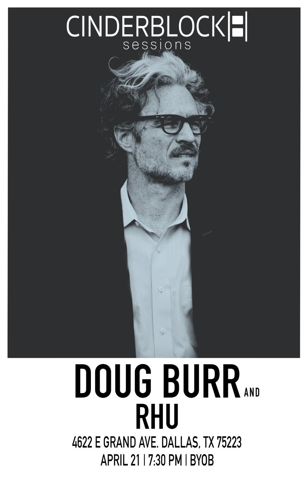 Doug Burr Show Poster.jpg