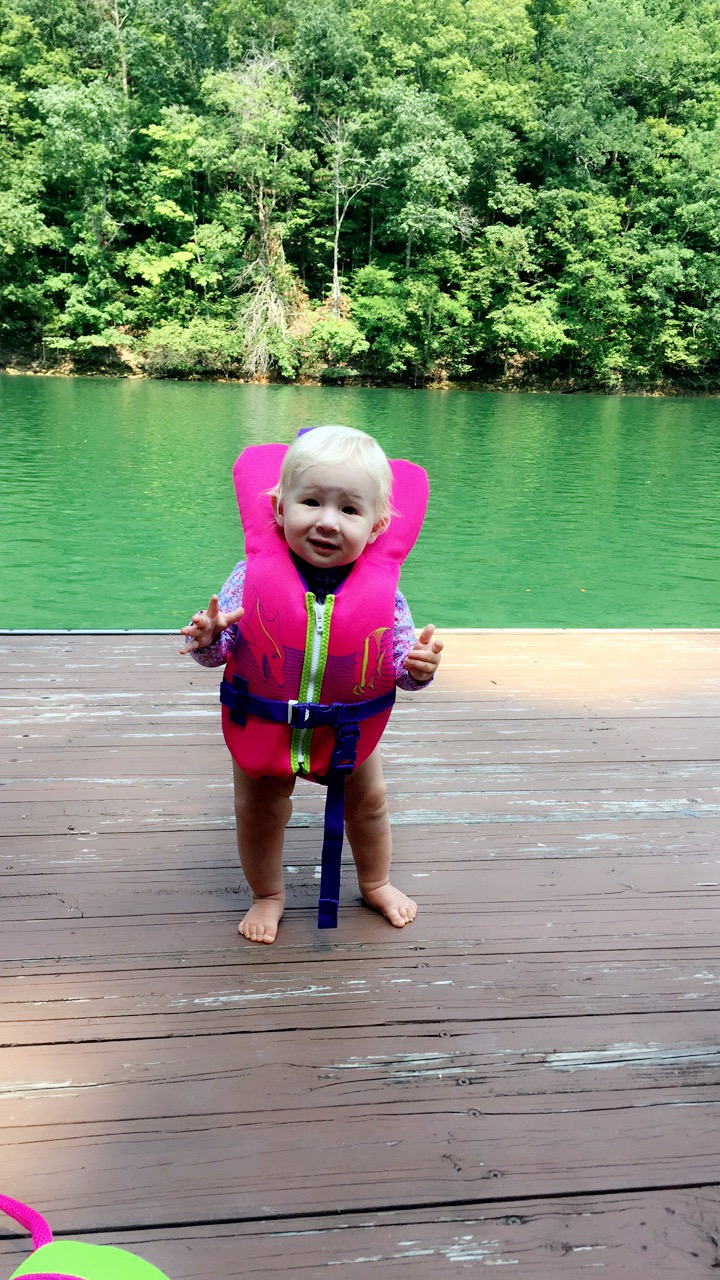 This is my 1-year old niece, Nora. I mean , have you seen a cuter 1-year old?