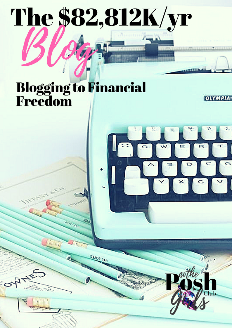 Blogging To Freedom - A Guide with some blogging basics. Click here for your file.