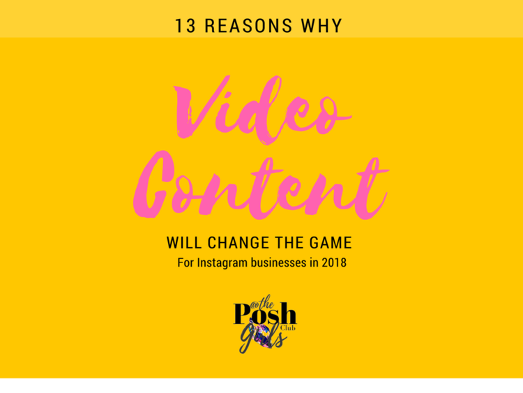 13 Reasons Why Video Content Will Change The Game In 2018