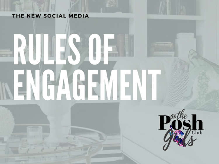 Stay relevant. The New Rules of social media engagement.