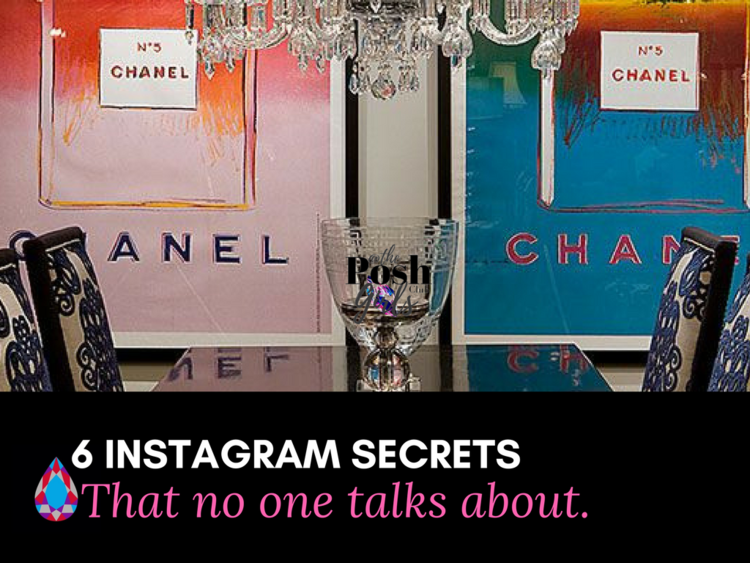 6 Instagram Secrets No One Talks About.