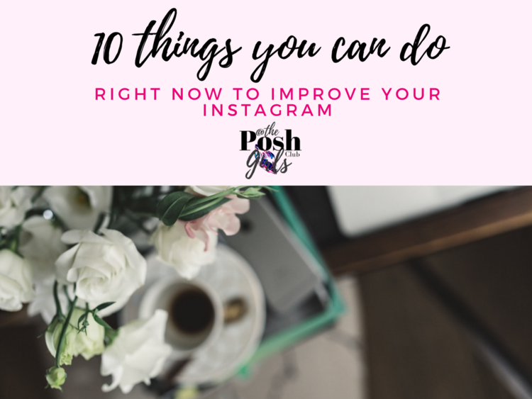 Fix Your Instagram Feed With These 10 Tips!