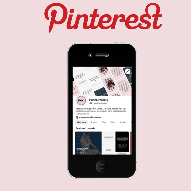 Pinterest RULES! - Any brand (no matter what niche market) not using Pinterest for their business is completely missing the mark! It is essentially a search engine, and has the capacity to drive unparalleled conversions in your business! Click here to check out some of our Pinterest services