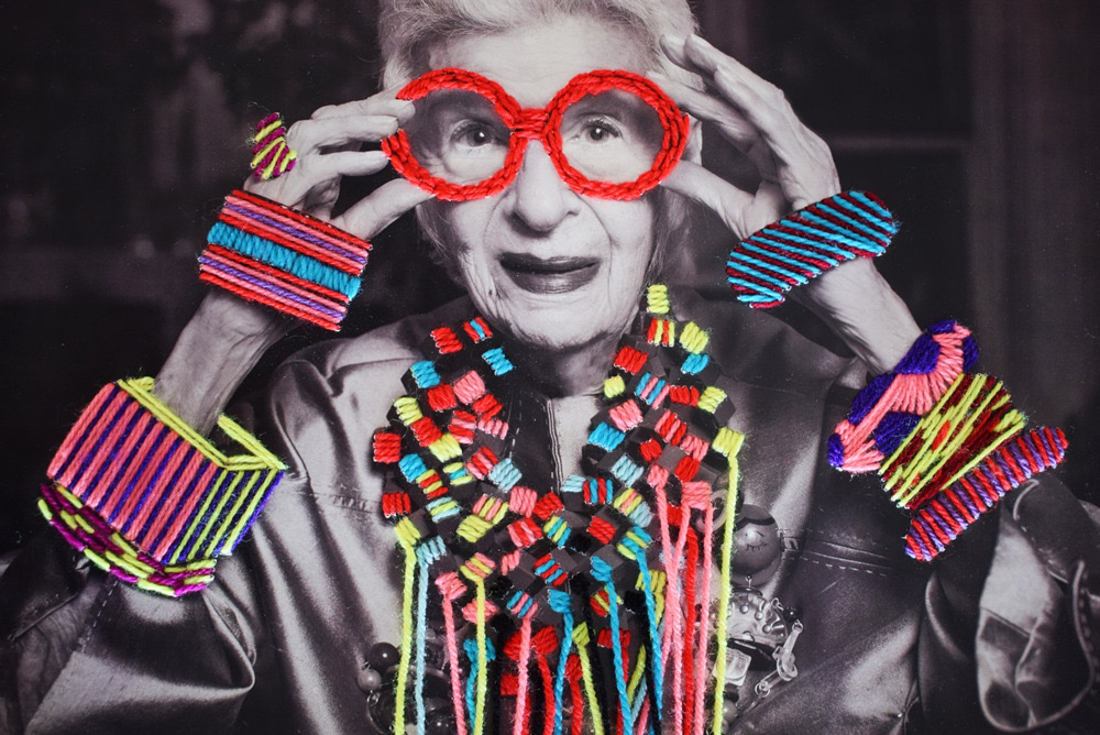 I helped one of my long-standing clients reach this level of success, an ICONIC moment for her brand, featured here in this image and on billboards across the country & the UK @ETNICITI with New York Fashion & Style Icon @IrisApfel