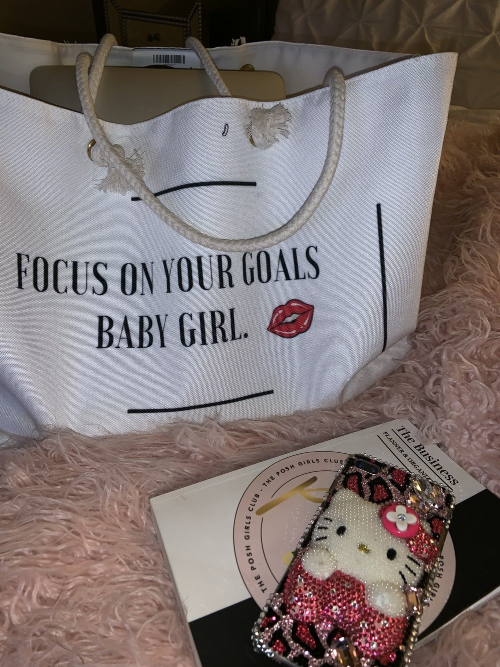 Get Your Oversized Business Tote!