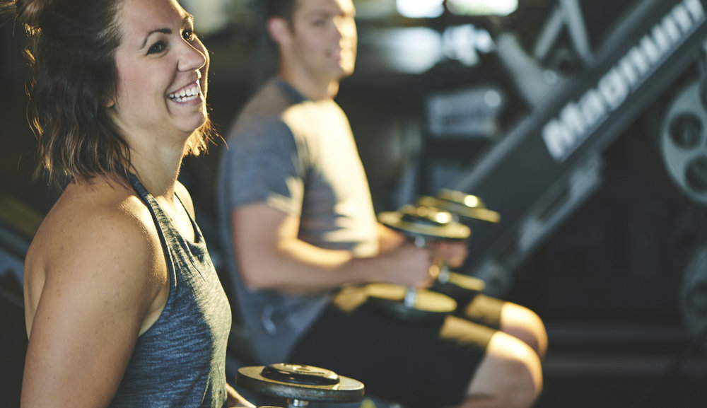 Personal Training - I specialize in one-on-one and semi-private training. Starting with an assessment, I create a program specialized for everyone.