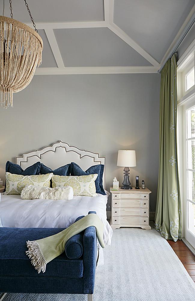 Lost Tree Master Bed Room Florida Stephanie Rae Interiors Design