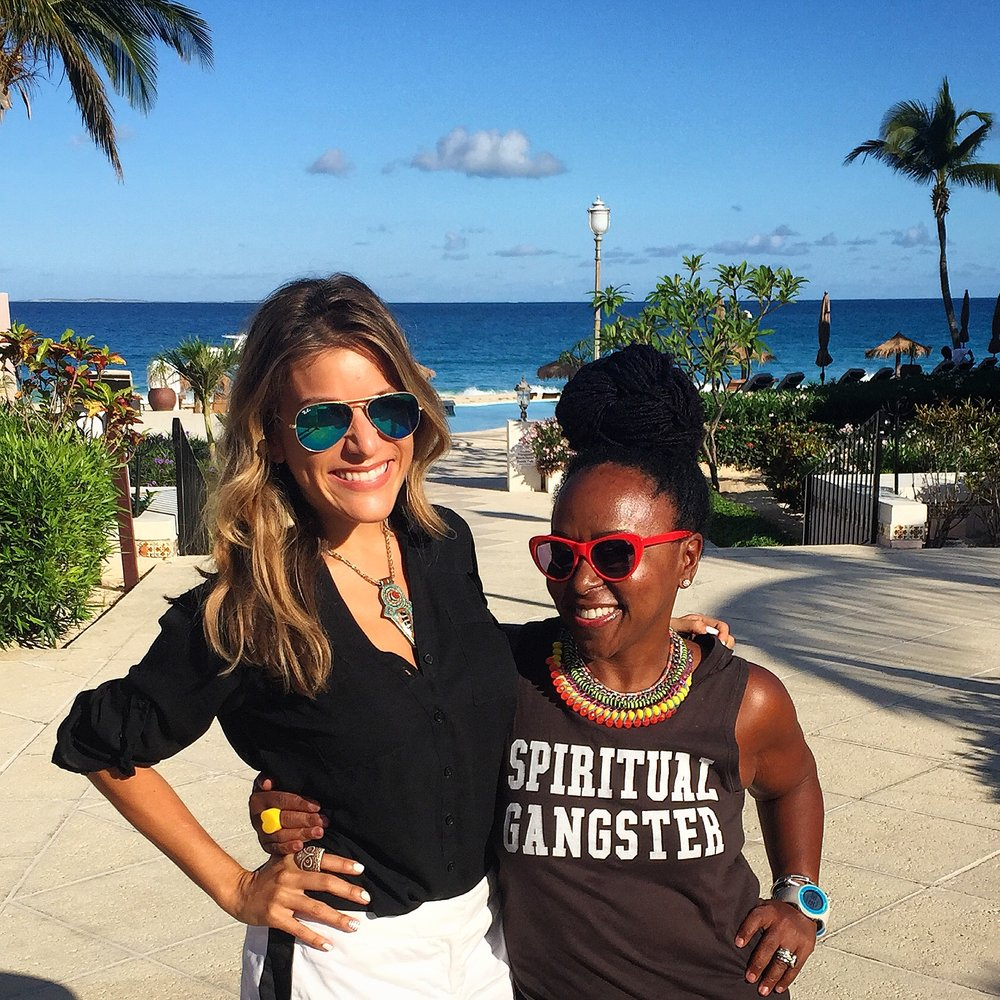 Frangipani Beach Resort's Shannon Kircher
