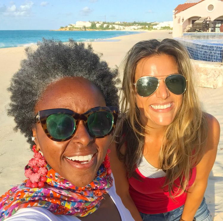 Catching up with Shannon from Frangipani Beach Resort